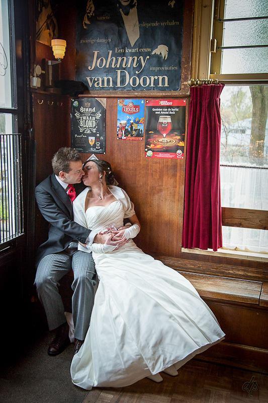 Huwelijksfotografie T&W
